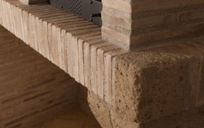 Rivestimenti di mattone in cotto fatto a mano