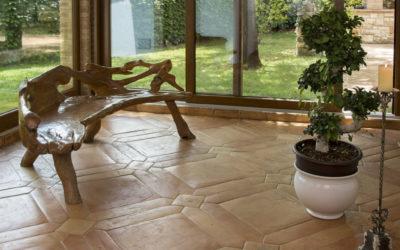 Manutenzione e cura del pavimento in cotto